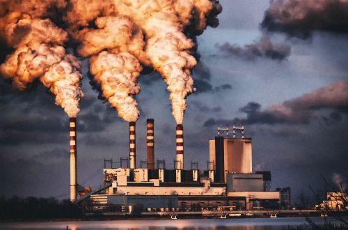 Causes changement climatique