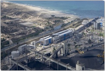 Usine de dessalement d'eau de mer