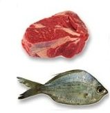 Viande et poisson