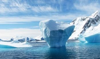 Fonte de la banquise et des glaciers