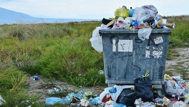 Réduire l'empreinte carbone de mes déchets