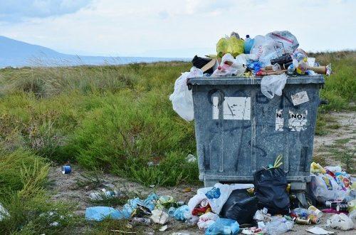 Empreinte carbone déchets