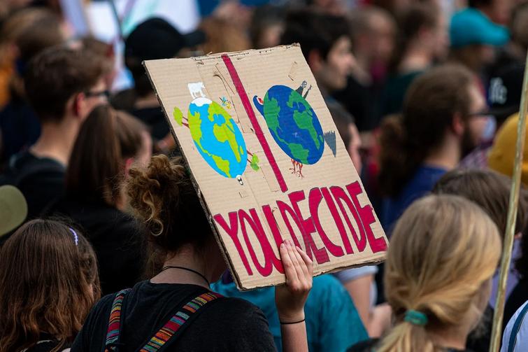 Lutte contre le changement climatique - Marche pour le climat