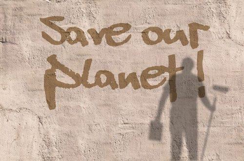 Changement climatique - chacun doit prendre sa part