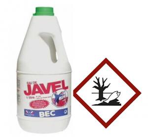 Désinfectants risques environnement