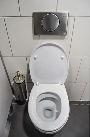 La désinfection des toilettes est inutile