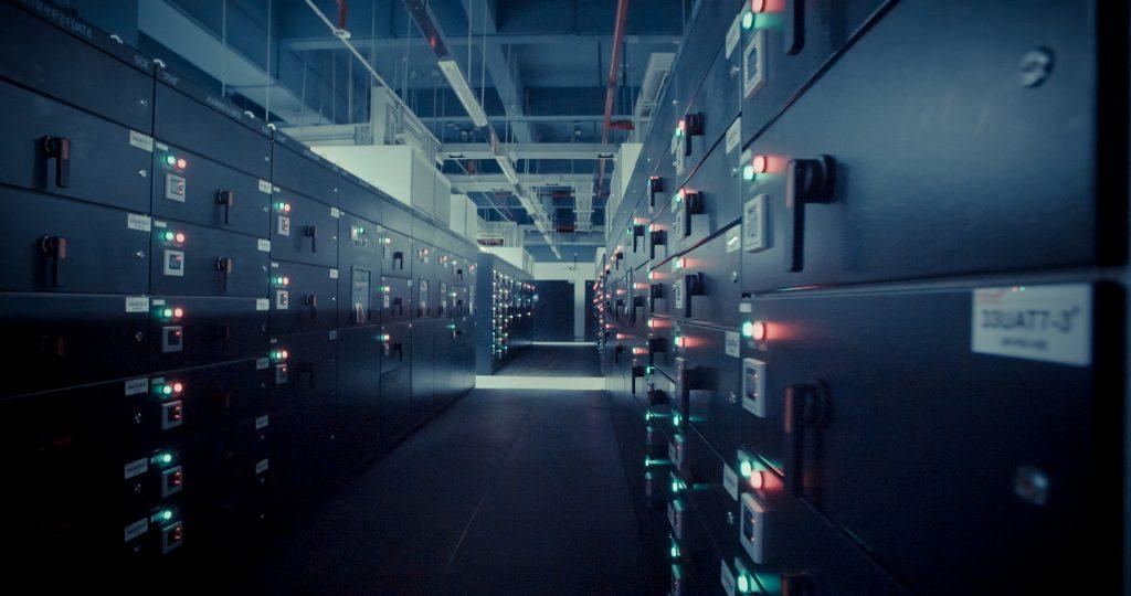 Empreinte carbone numérique des data centers