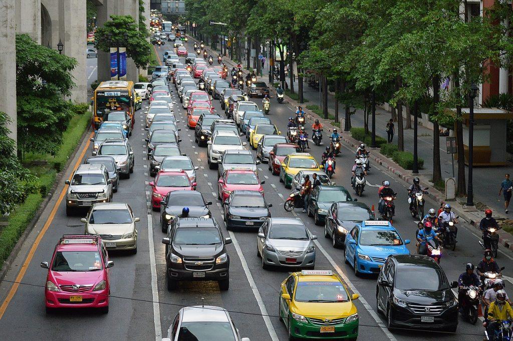 Empreinte carbone voitures