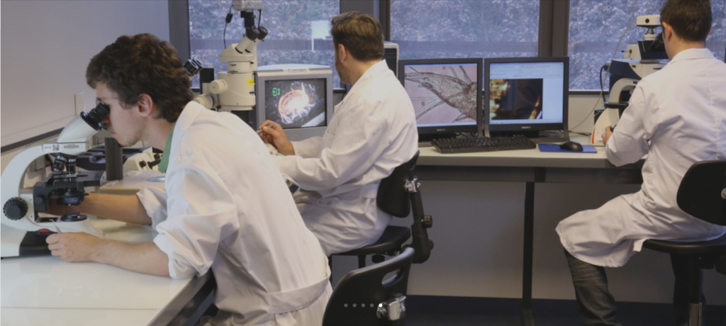 Micropolluants et analyses de laboratoire